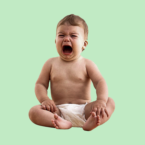Rashes in babies – What causes them?