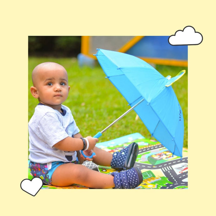 Tips for Cloth Diapering in Rainy Season