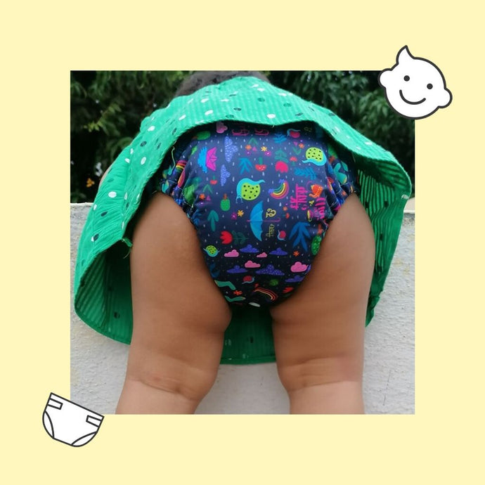 3 Steps to Get the Right Fit Cloth Diapers