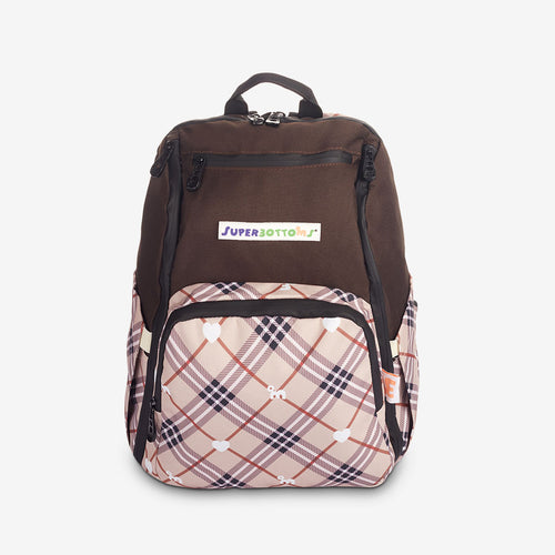 Tartan Royale - Ergo Diaper Backpack | SuperBottoms