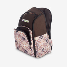Load image into Gallery viewer, Tartan Royale - Ergo Diaper Backpack | SuperBottoms - 1