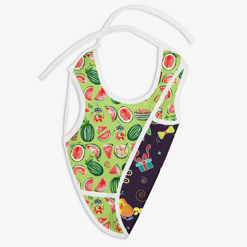 Melon And Festoon Bibs