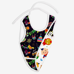 Festoon and Super Kids - Waterproof Cloth Bib