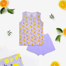 Load image into Gallery viewer, Lemon Life - Comfort Wear (Top and shorts set)