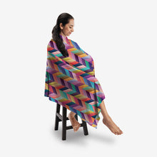 Load image into Gallery viewer, Colour pop - Stole Style Nursing Cover