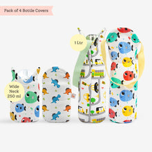 Load image into Gallery viewer, Me & Baby Bottle Covers - Pack of 4