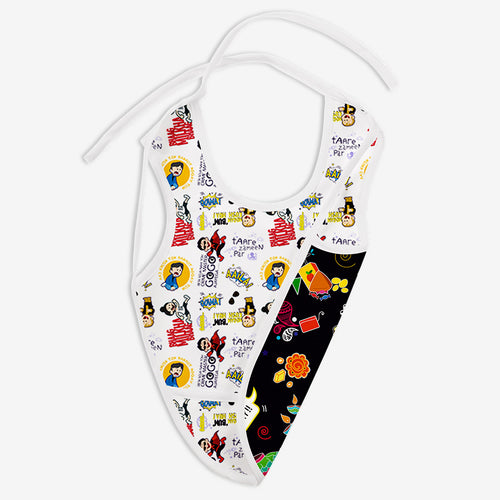 Very Filmy & Festoon | Waterproof Cloth Bib | SuperBottoms