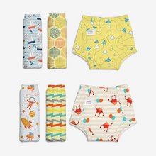 Load image into Gallery viewer, Assorted Collection - Padded Underwear (Potty Training Pants)