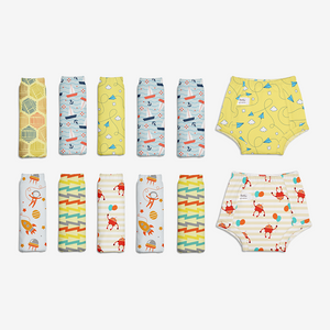 Assorted Collection - Padded Underwear (Potty Training Pants)