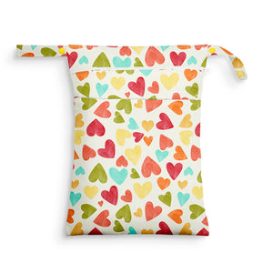 Baby Hearts - Waterproof Cloth Bag