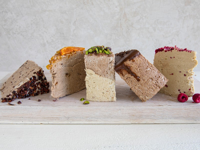 Halva Recipes