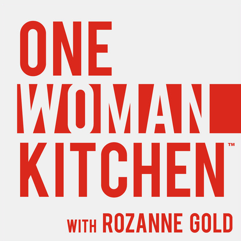 One Woman Kitchen with Rozanne Gold