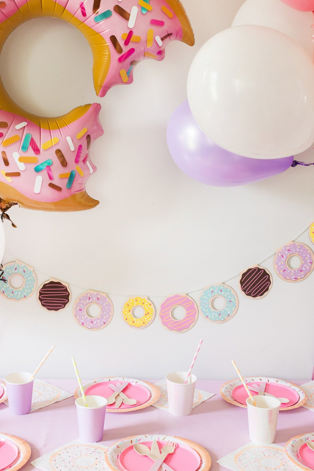 Go Nuts for Donut Party Kit