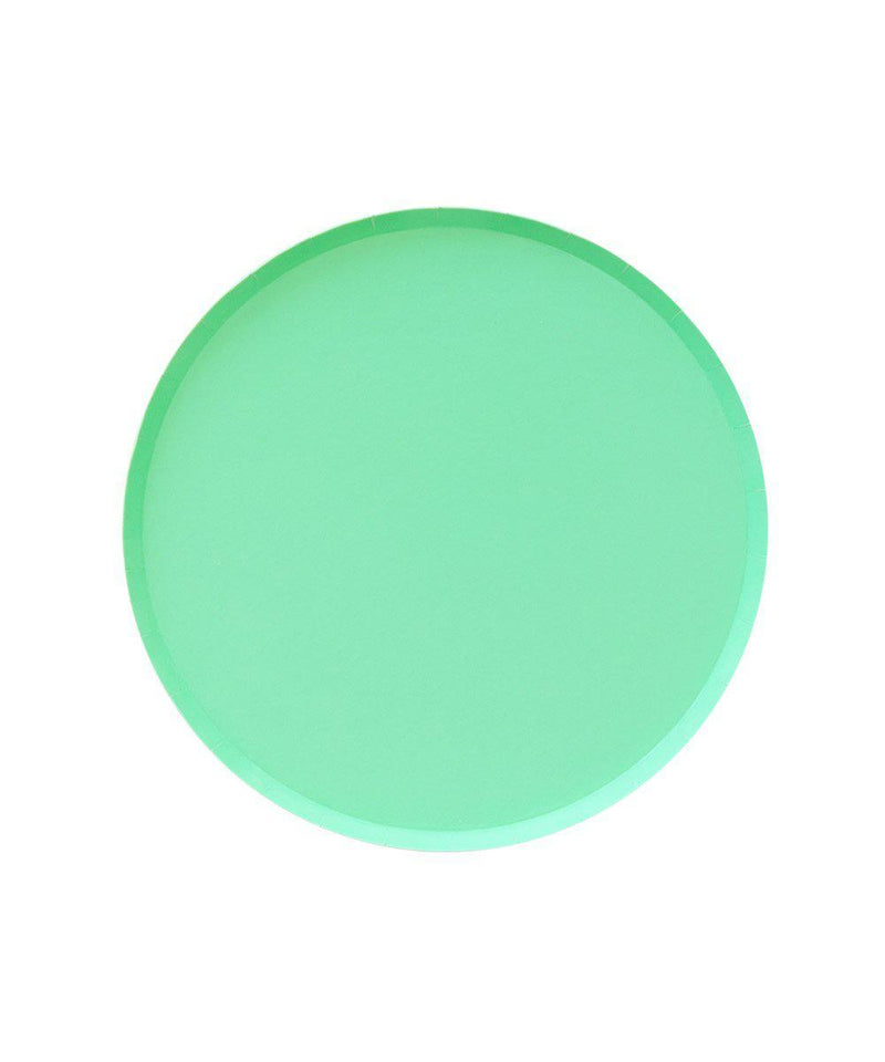Mint Green Large Plate