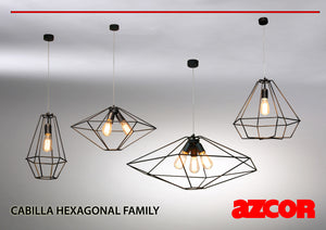 Cabilla Hexagonal Droplight