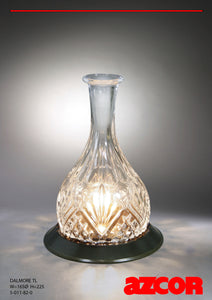 Decanter Table Lamps