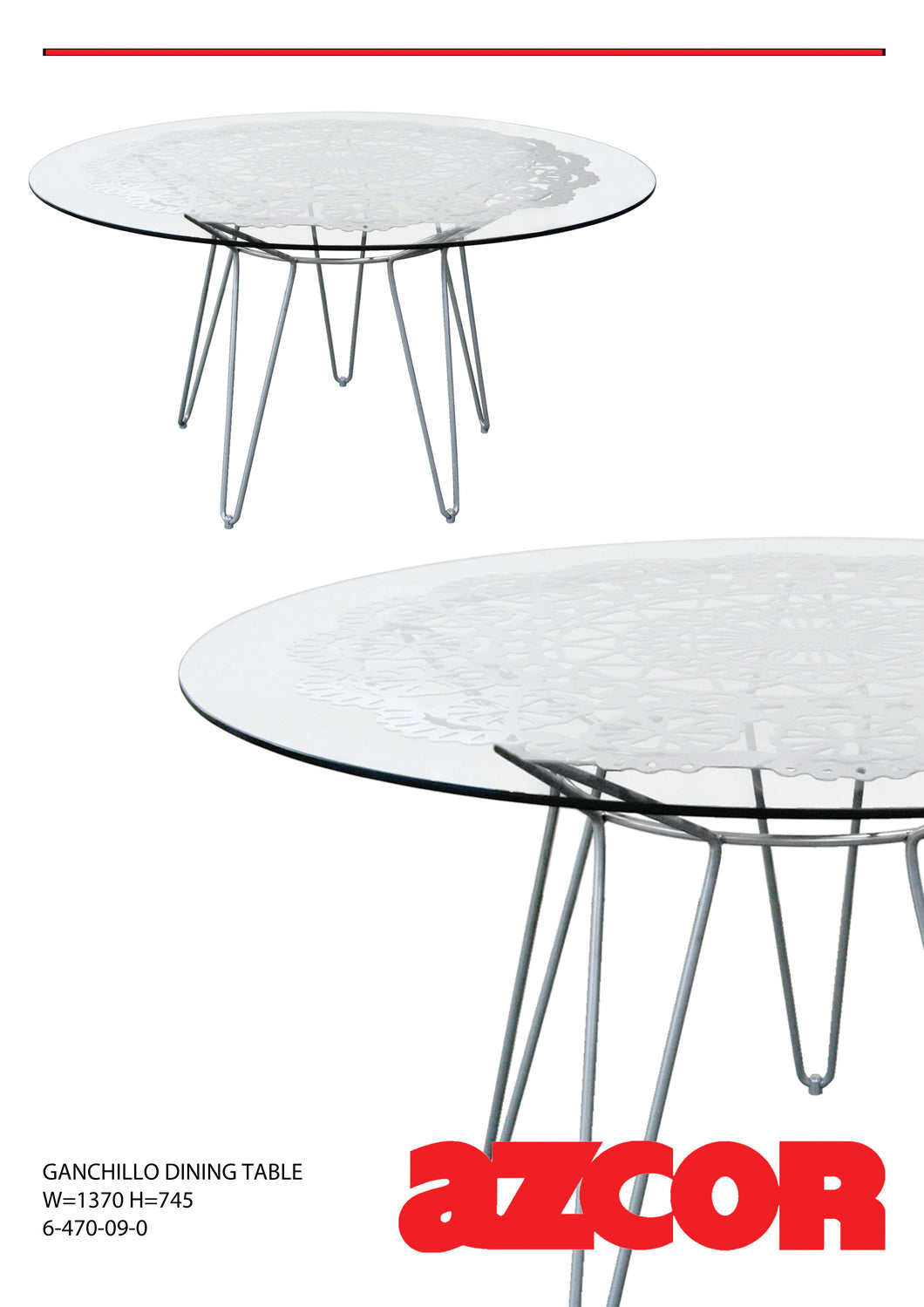 Ganchillo Dining Table