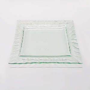 Ribbon Square Plate