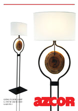 Load image into Gallery viewer, Gong Floor Lamp