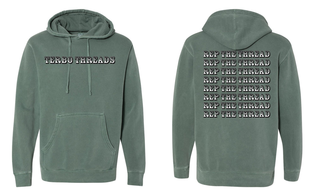 Rep The Thread Hoodie