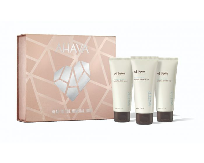 Ahava Head-to-Toe Mineral Trip Set