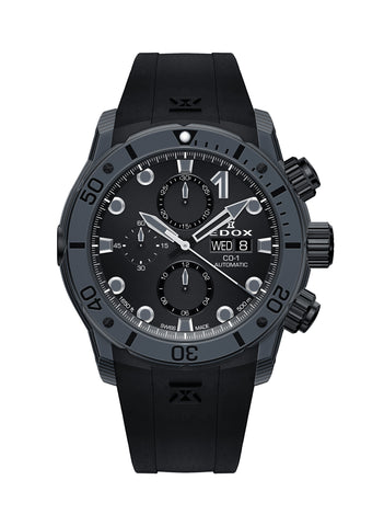 Men's watch Edox 01125 CLNGN NING
