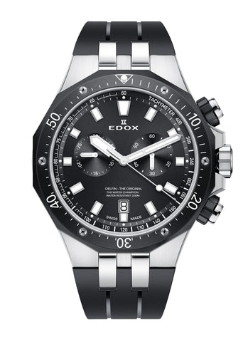 Men's watch Edox 10109 357NCA NIN