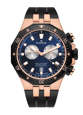 Men's watch Edox 10109 357RNCA BUIRA