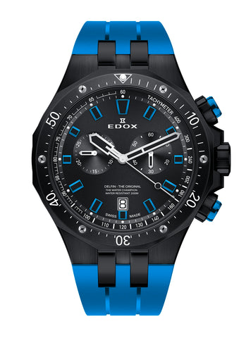 Men's watch Edox 10109 37NBUCA NIBU