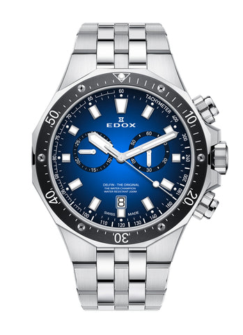 Men's watch Edox 10109 3M BUIN