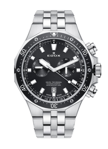 Men's watch Edox 10109 3M NIN