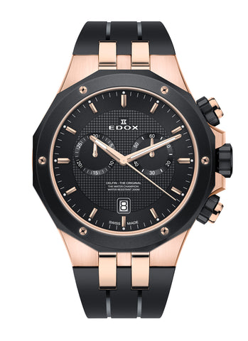 Men's watch Edox 10110 357RNCA NIR