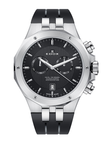 Men's watch Edox 10110 3CA NIN