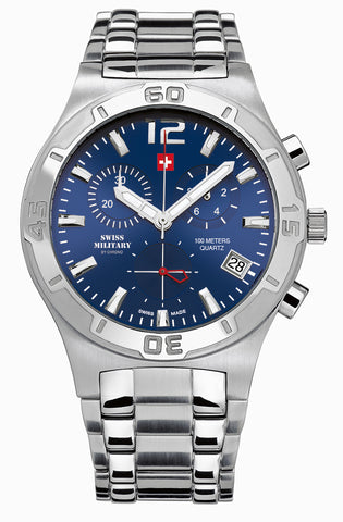 Swiss Military by Chrono Men's Watch SM34015.03
