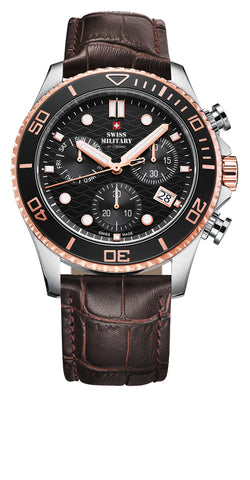 Swiss Military by Chrono Men's Watch SM34051.05