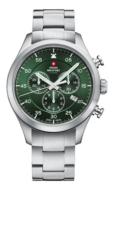 Swiss Military by Chrono Men's Watch SM34076.03