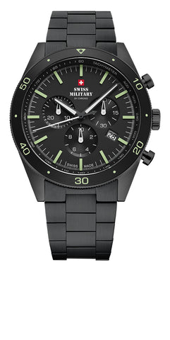 Swiss Military by Chrono Men's Watch SM34079.03