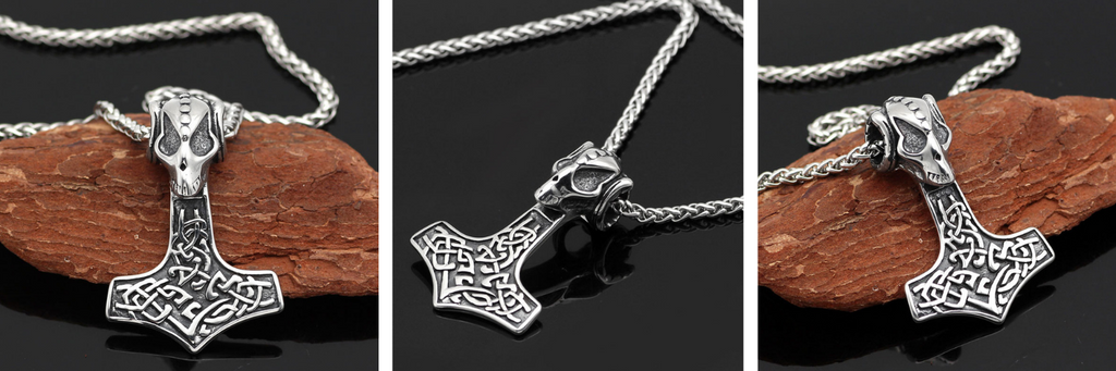 collier mythologie viking