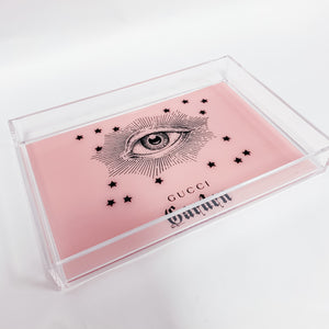 Small Tray | Gucci Garden Pink
