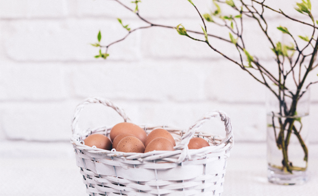 eggs are a source of Vitamin D