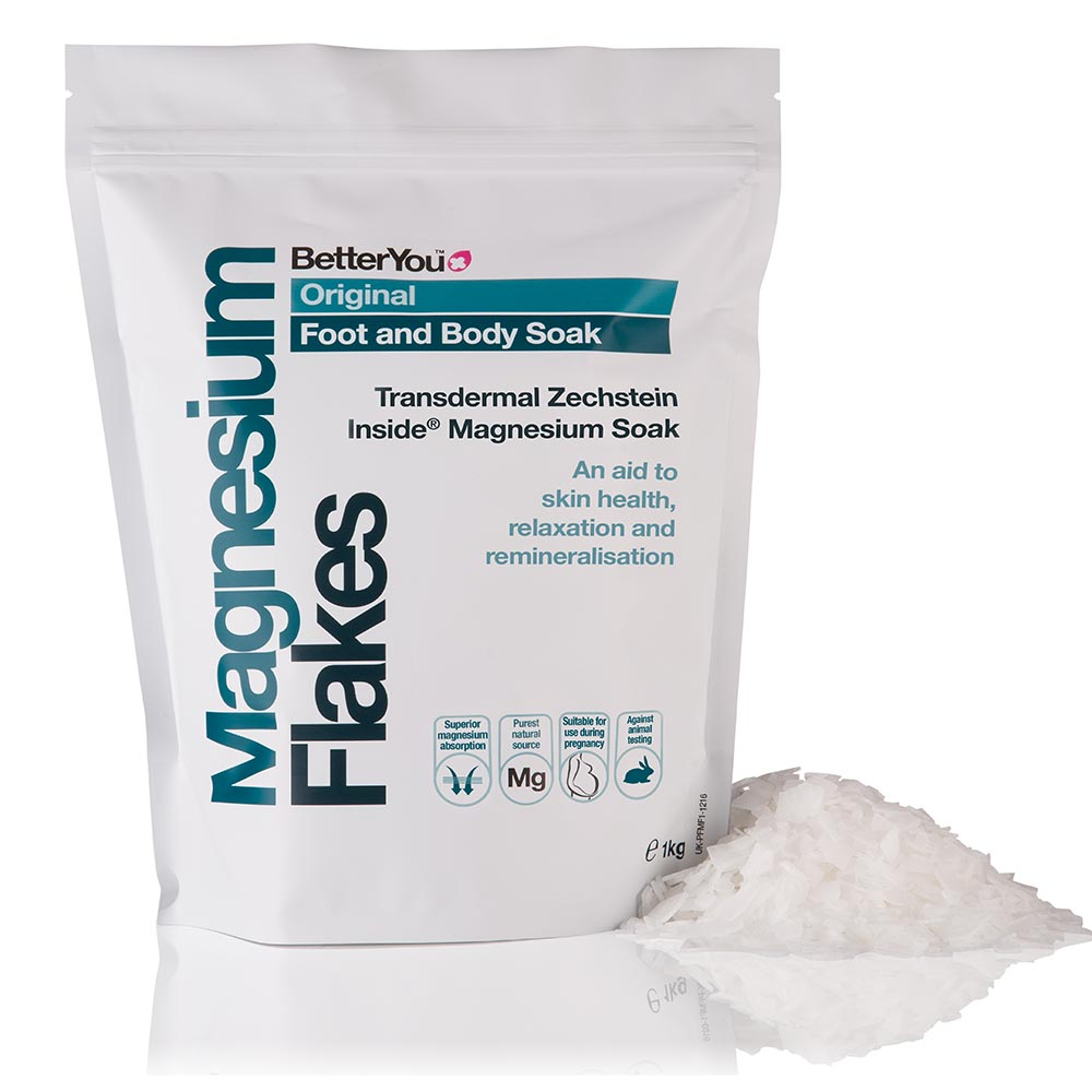 Load image into Gallery viewer, Magnesium Flakes 1kg