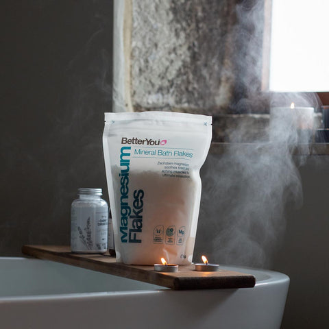BetterYou Magnesium Bath Flakes