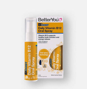 Load image into Gallery viewer, BetterYou Oral Vitamin B12 Spray