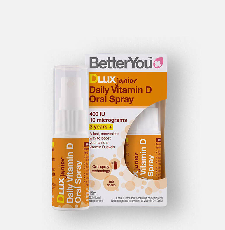 BetterYou Oral Vitamin D Spray Junior