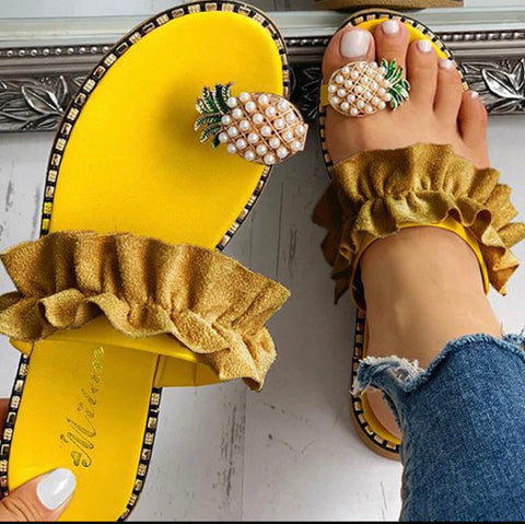 Pearl Bohemian pineapple slide