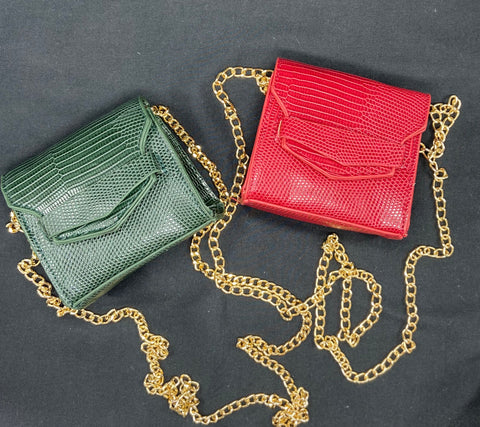 Crossbody Mini Clutch
