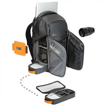 Charger l'image dans la galerie, Lowepro Freeline Camera Backpack BP 350 AW, Black