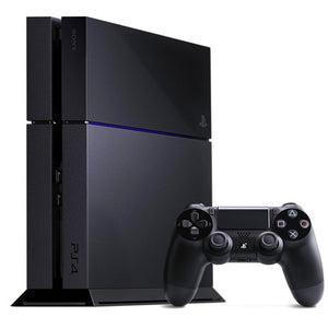 Sony Ps4 Console 500 Gb Black