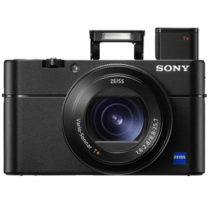 Sony Digital Compact Camera DSC-Rx100MK5 + 8GB Card + Case