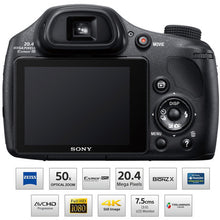 Charger l'image dans la galerie, Sony Digital Compact Camera DSCHX350